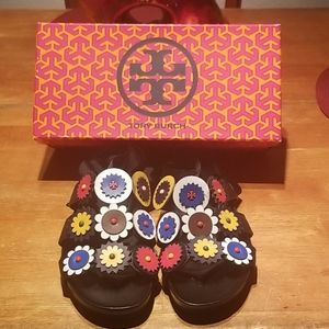 NEW Tory Burch sandals. Size 7.5